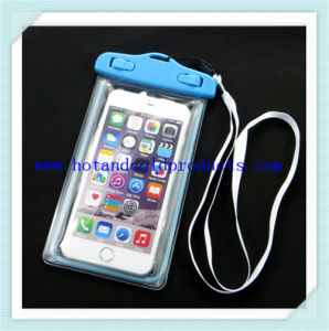 Hight Quality Fluorescent Waterproof Pouch