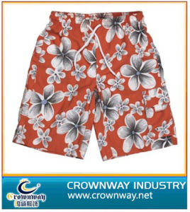 Men′s Fashion Printed Beach Shorts with Quick Dry Fabric pictures & photos