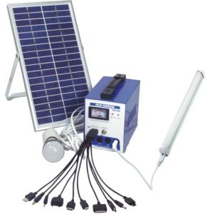 Factory Original 10W Solar Power System with Best Price pictures & photos