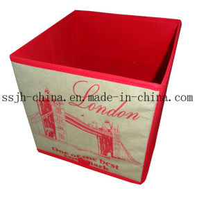 London Style Foldable Storage Box Without Cover (TN-SBK 156)