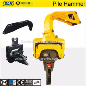 Vibro Hydraulic Pile Hammer for Foundation Construction pictures & photos