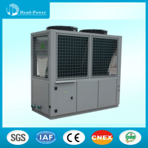 50kw 60kw Ultra Low Temp Air Cooled Scroll Water Chiller pictures & photos