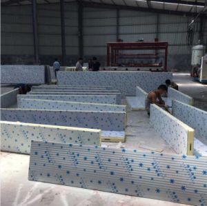High Quality with Best Price EPS Sandwich Panel 100mm