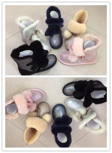 Lady Winter Warm Shoes/Boots (FB-80540) pictures & photos