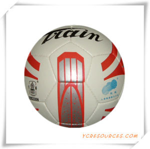 Machine Stitched Soccer Balls /TPU for Promotion pictures & photos