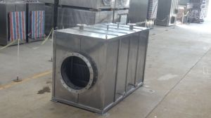 Gas to Liquid Heat Exchanger