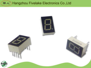 "0.52"" Single Digit 7 Segment LED Display Module (WD05212-A/B) pictures & photos"