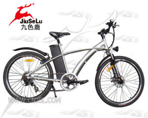 "26"" Aluminum Alloy 36V Lithium Battery Mountain Electric Bikes (JSL037X-4) pictures & photos"