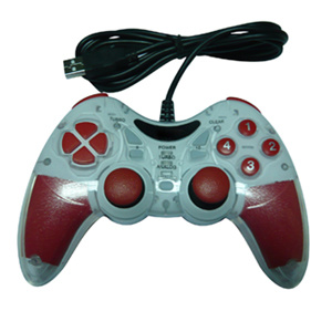PC Dual Vibration Gamepad/Joystick