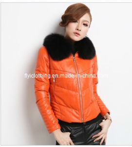Ladies Down Coat (YR0014)
