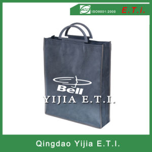 100GSM Polypropylene Non Woven Tote Bag with Plastic Handles