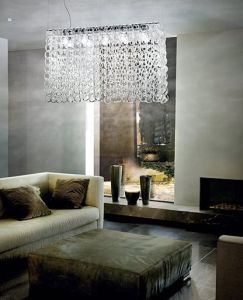 Modern Glass Pendant Lamp (763S5) pictures & photos