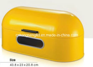 Bread Bin with Window (KS-F1001P)