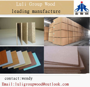 Laminated Particle Board with Cheap Price pictures & photos