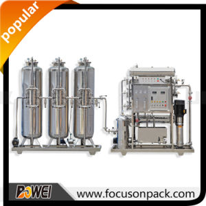5t Water Treatment Plant RO Water Purifier pictures & photos
