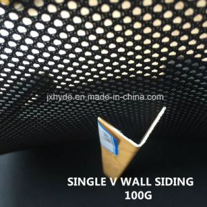 Top Quality PVC Clips Inner House Wall Siding Decoration Accessories V Shape (RN-85) pictures & photos