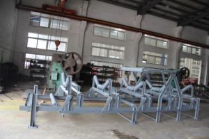 Customized Conveyor Plough Tripper with Unloading Roller-19
