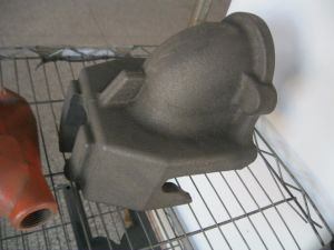 Casted Iron Pump Parts Sewage Pump Housing pictures & photos