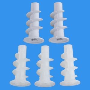 Nylon Plasterboard Fixing Plug in Grey pictures & photos