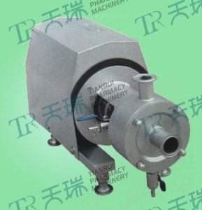 Stainless Steel Sanitary Pump Series