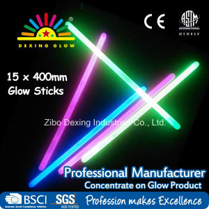 16′′ Glow Stick for Party Holiday Chemiluminescent Light pictures & photos