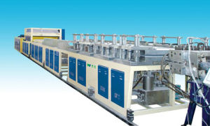 PVC Wood Cabinet Board Extrusion Line (SWMSJ-2)