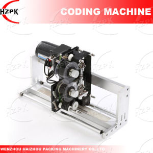 Ribbon Coding Machine/Stamping Machine for Date Batch Number From China pictures & photos