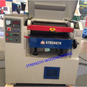 Automatic Woodworking Timber Planer Thicknesser Machine pictures & photos