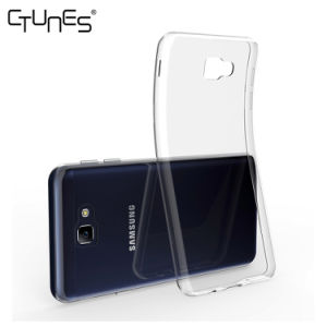 buy popular 8672d e7852 for Samsung Galaxy J5 Prime Case, Soft TPU Transparent Ultra Slim Fit Clear  Cellphone Protective Cover for Galaxy J5 Prime