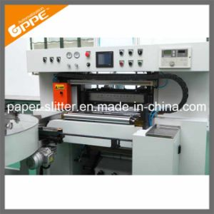Small Thermal Paper Roll Slitting Machine