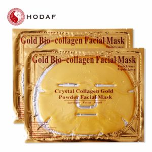 Low World Shipping Special Summer Sale Set Of 2 Gold Collagen Crystal Facial Mask-anti-aging