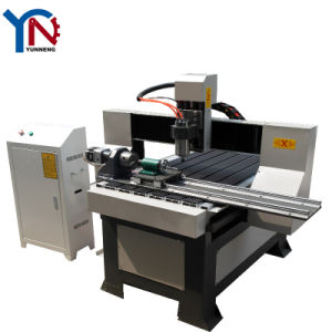 China Mini 3 Axis CNC 6040 Hobby Desktop CNC Router pictures & photos