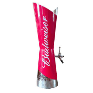 Red Plastic Beer Dispenser for High Quality pictures & photos