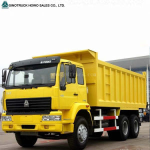 Factory Bottom Price Middle Lift Tipper Trucks with Cab Sleeper pictures & photos