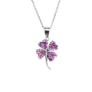 Fashion 925 Silver Necklace Set Jewellery with High Standard CZ