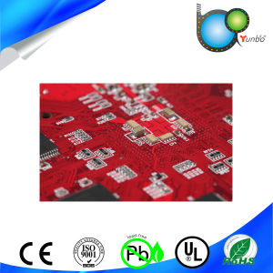 Fr4 Double Sided PCB Round Circuit Board pictures & photos