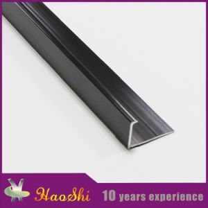 Aluminum Metal Decorative Strips for Ceramic Tile Corners (HSL-230)