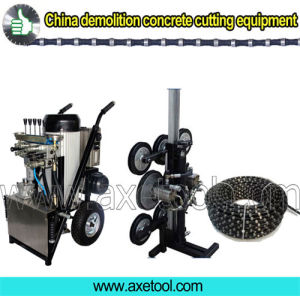 China Concrete Cutting Wire Sawing 30kw Drive Unit Hydraulic Wire ...