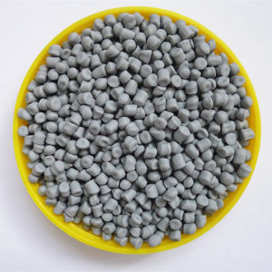 Grey, Natural White and Black Color Thermoplastic Elastomer TPV Raw Material for Auto Parts pictures & photos