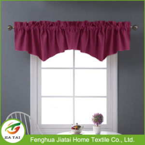 Beautiful New Design Purple Buy Tier Kitchen Curtains for Sale