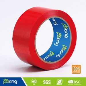 Strong Adhesion BOPP Film Colored Packing Tape pictures & photos