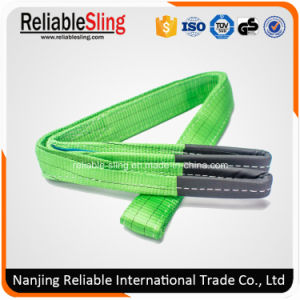2 Ton Pes Color Codes Eye Eye Lifting Sling pictures & photos