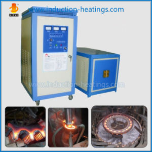 50kw Portable Industrial Induction Heater for Axle/Valve Quenching