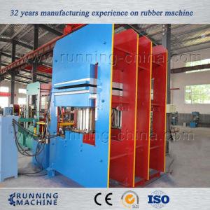 200 T PLC Controlled Rubber Vulcanizing Press Machine