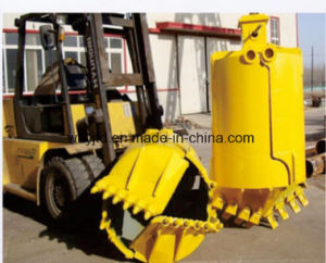Rock Drilling Bucket with Auger Bit pictures & photos
