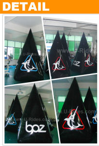 New Triangle Inflatable Safety Buoys for Advertising pictures & photos