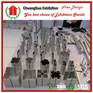 Aluminum Octanorm Booth Exhibition Trade Show Stand 40mm Beam Extrusion pictures & photos