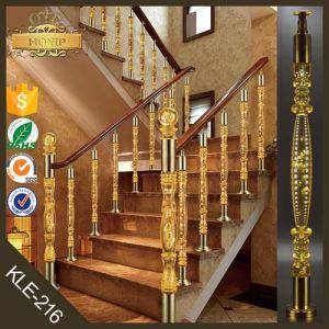 Acrylic Crystal Acrylic Balusters, Acrylic Decorative Stair Railings