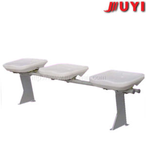 Blm-0517 China Trusted Supplier High-Quality Reasonable Price Outdoor Furniture Anti UV HDPE Recycling Green Stadium Bench pictures & photos
