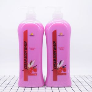 Raspberry Vanilla Cream Body Wash Moisturising Shower Gel pictures & photos